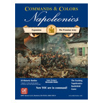Commands & Colors : Napoleonics, Expansion 4 : The Prussian Army