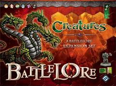 BattleLore : Creatures