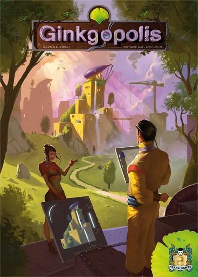 <p>Ginkgopolis est disponible. Construisez dans les arbres !</p>