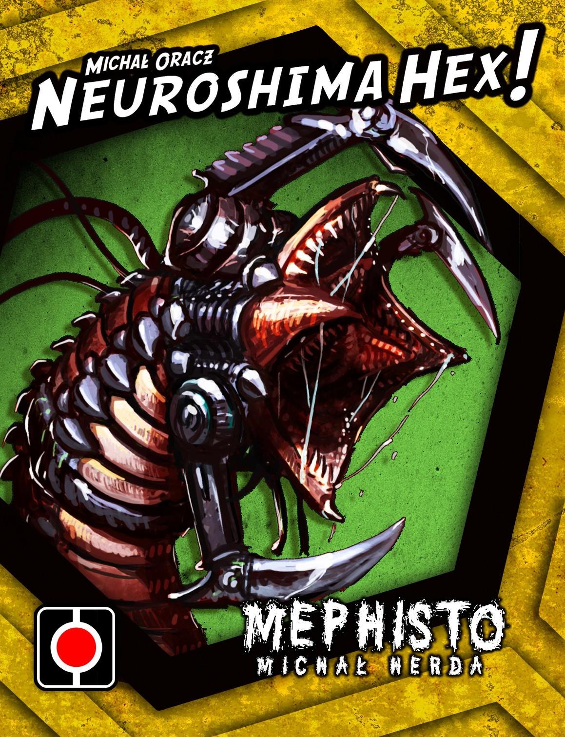 Neuroshima Hex - Mephisto