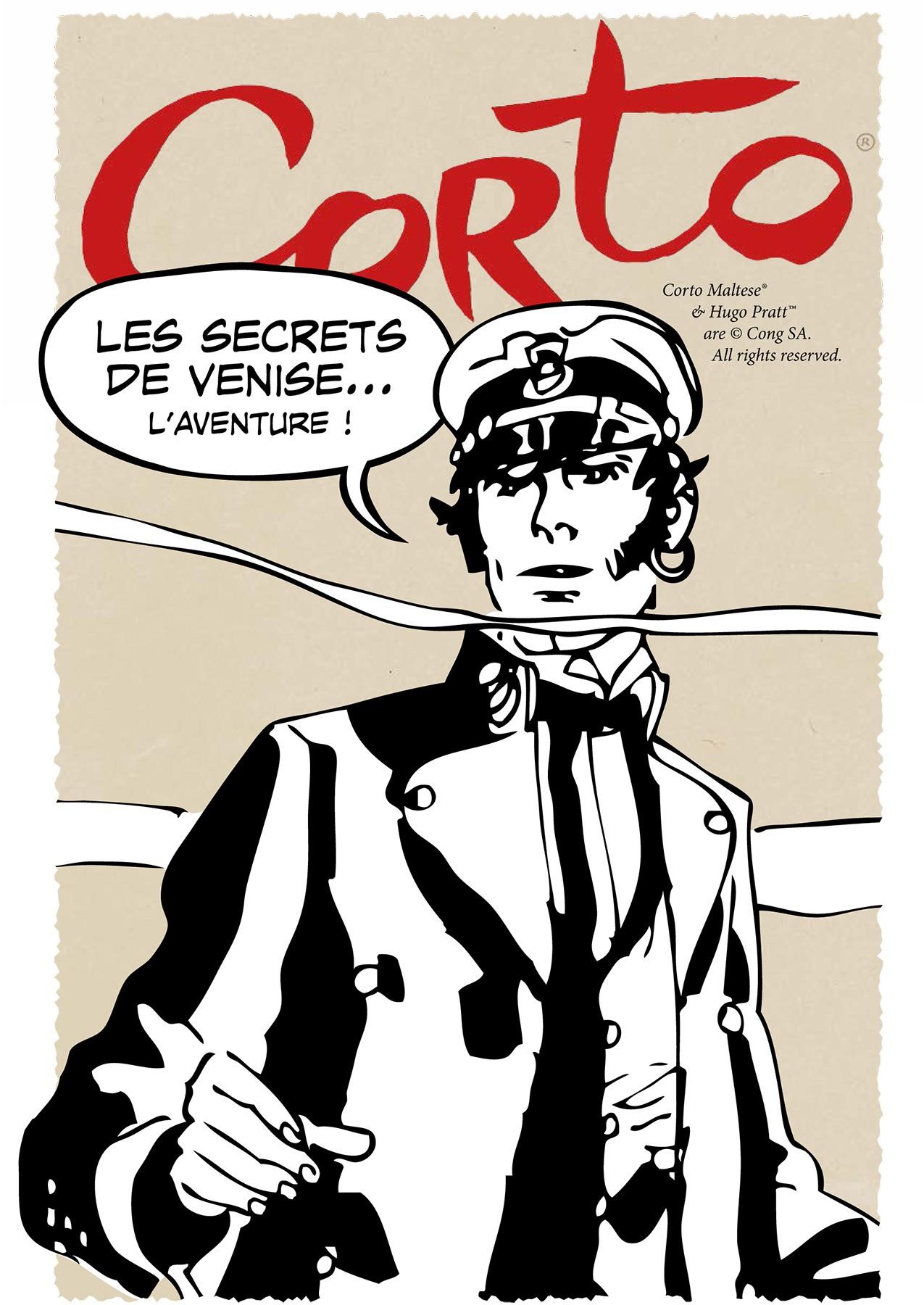 Corto : les Secrets de Venise, visitez la Sérénissime