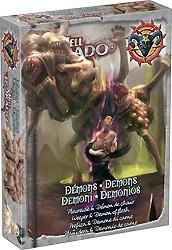 Hell Dorado : Pleureuse et Démon de Chair