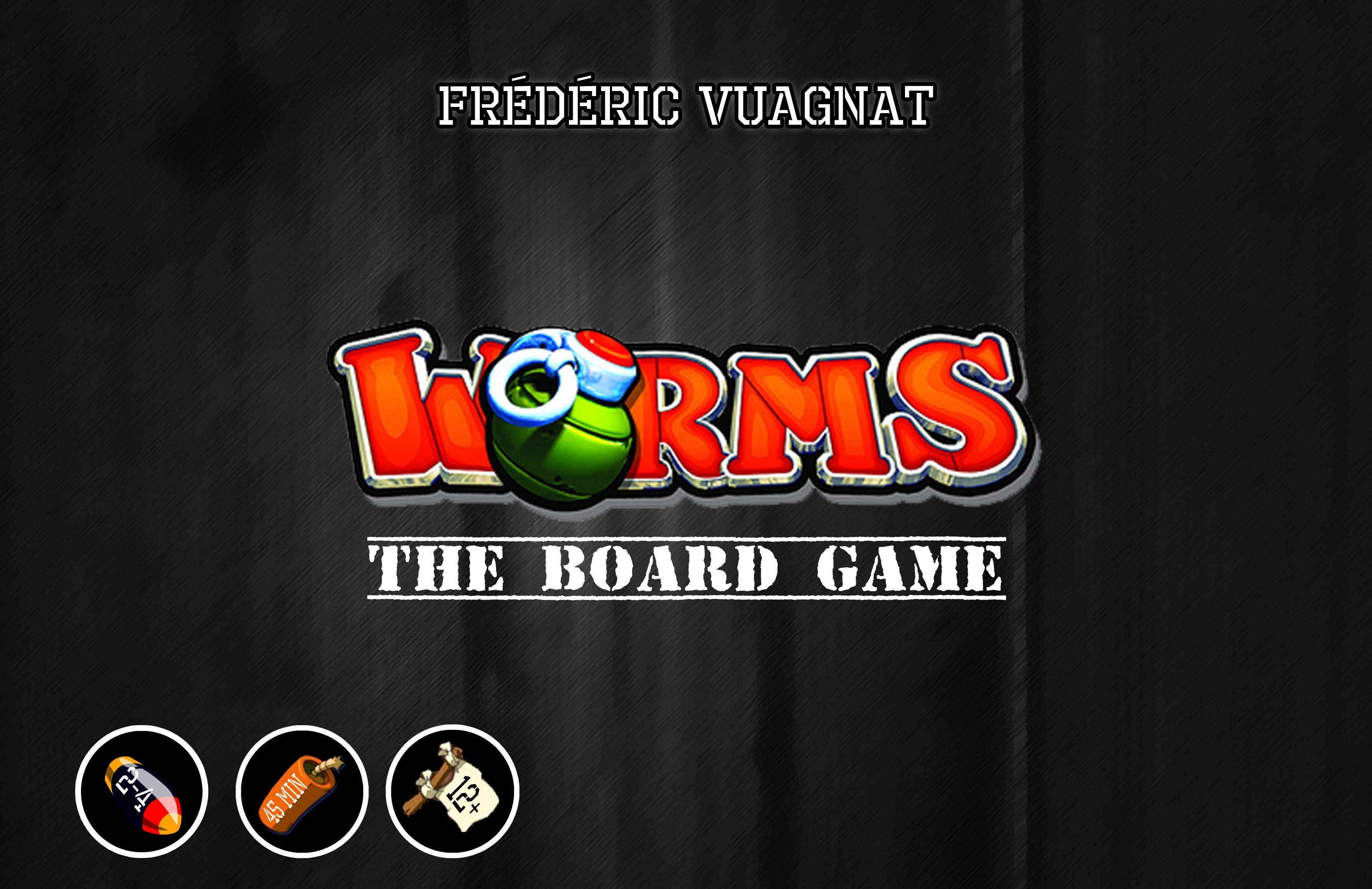 Worms - The Board Game