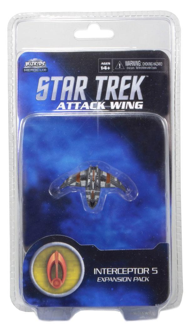 Star Trek : Attack Wing - Vague 5 - Interceptor 5
