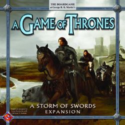 A Game of Thrones - JdS : A Storm of Swords