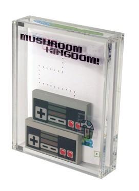 Mario et les champignons hallucinogènes