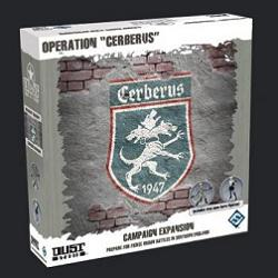 Dust Tactics : Operation Cerberus