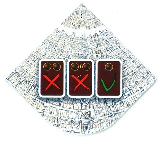 7 Wonders : Babel: tuiles
