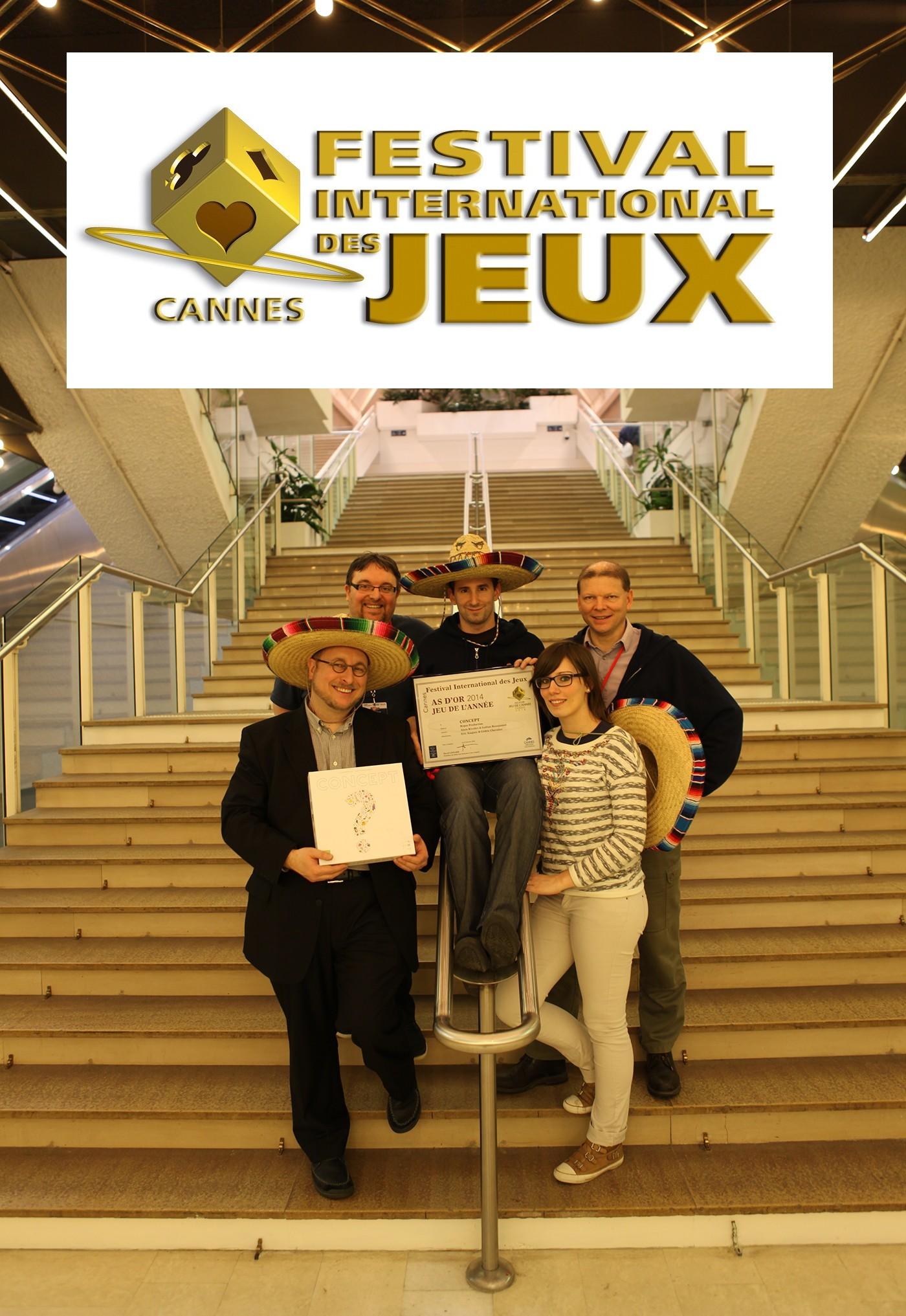 Festival International des Jeux de Cannes 2014 : Part 4, le shoot des vainqueurs