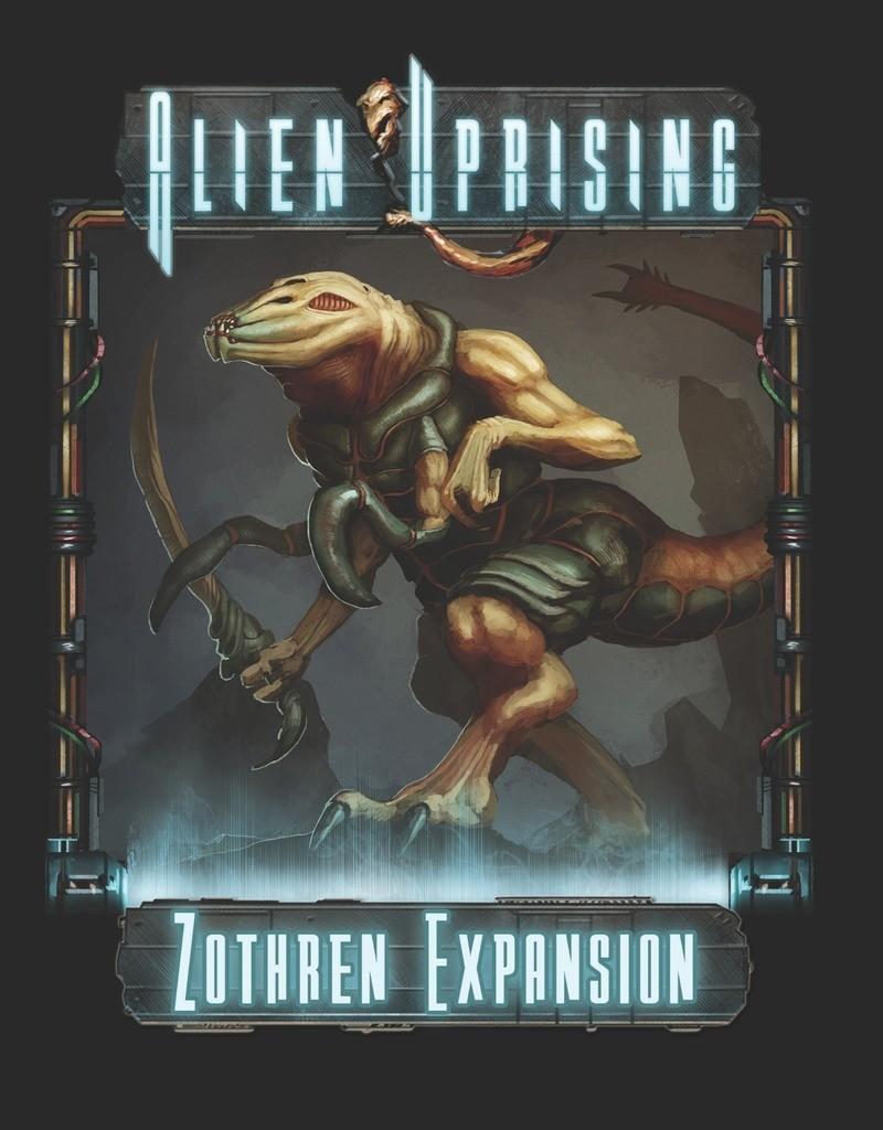 Alien Uprising : Zothren Expansion