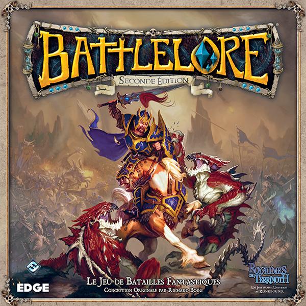 En route pour la guerre avec BattleLore !