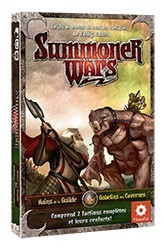 Summoner Wars - Nains de la Guilde vs Gobelins des Cavernes