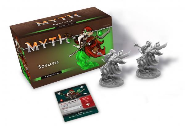 Myth - Soulless Captain Pack
