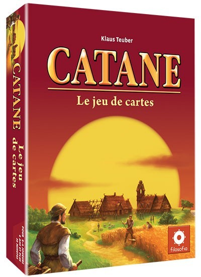 Catane : le Leu de Cartes