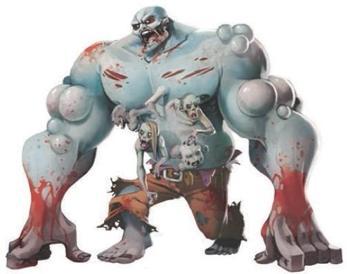 Un zombie de Zombie 15'