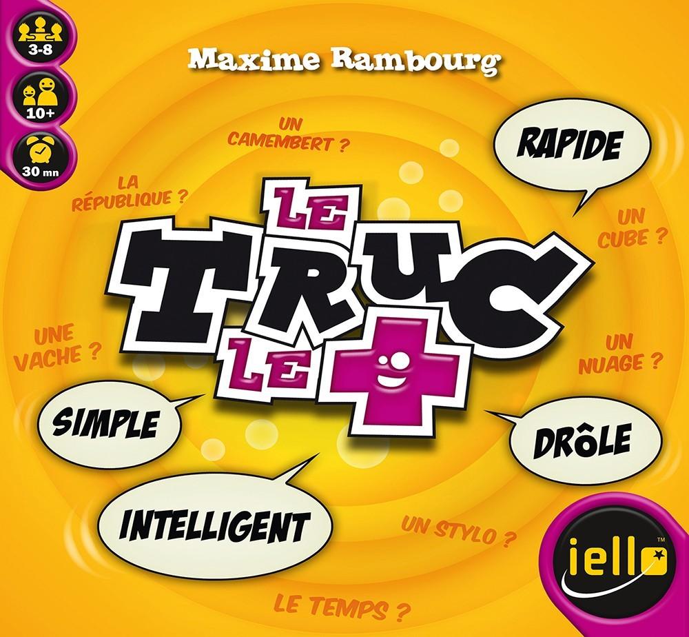 Le Truc le + c'est vraiment le jeu le plus... ?