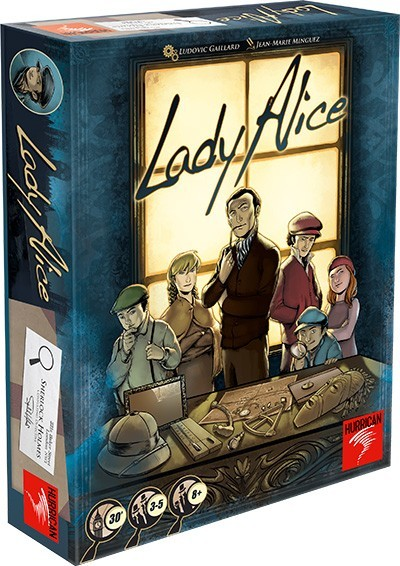 Lady Alice est enfin là...