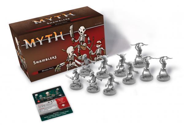 Myth - Shamblers Minion Pack
