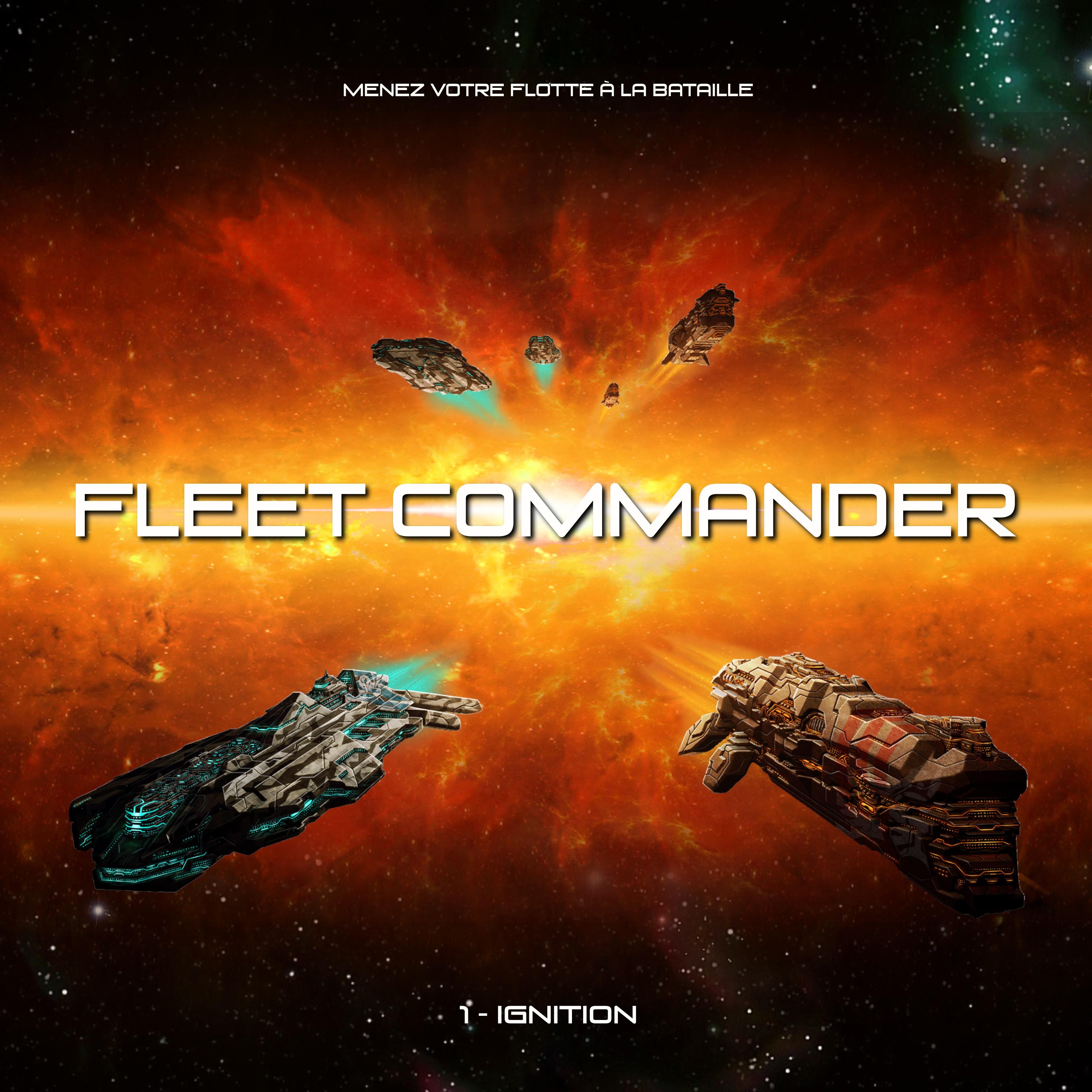Fleet Commander ou la guerre de l'épice