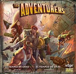 The Adventurers : le Temple de Chac