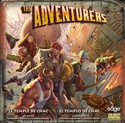 The Adventurers : le Temple de Chac