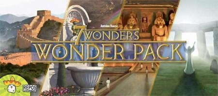7 Wonders : Wonder Pack, en mars 2013