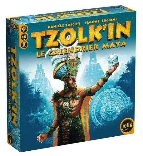 Tzolk'in – Le calendrier maya