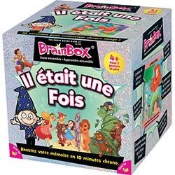 Brainbox : il était une fois
