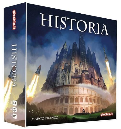 Historia, 100% VF pour Essen 2014