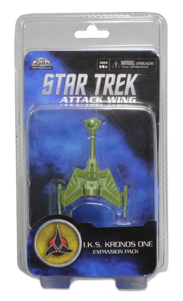 Star Trek : Attack Wing - Vague 1 - I.K.S. Kronos One