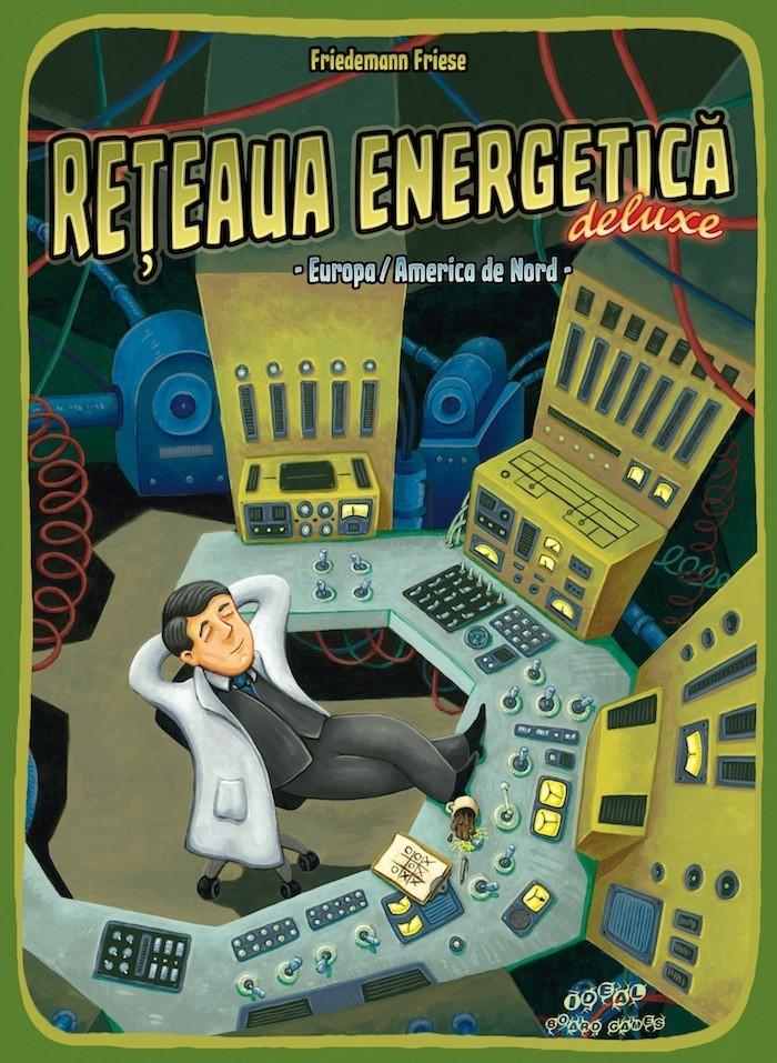 Reţeaua energetică Deluxe