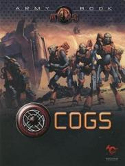 Army book AT-43 : COGS