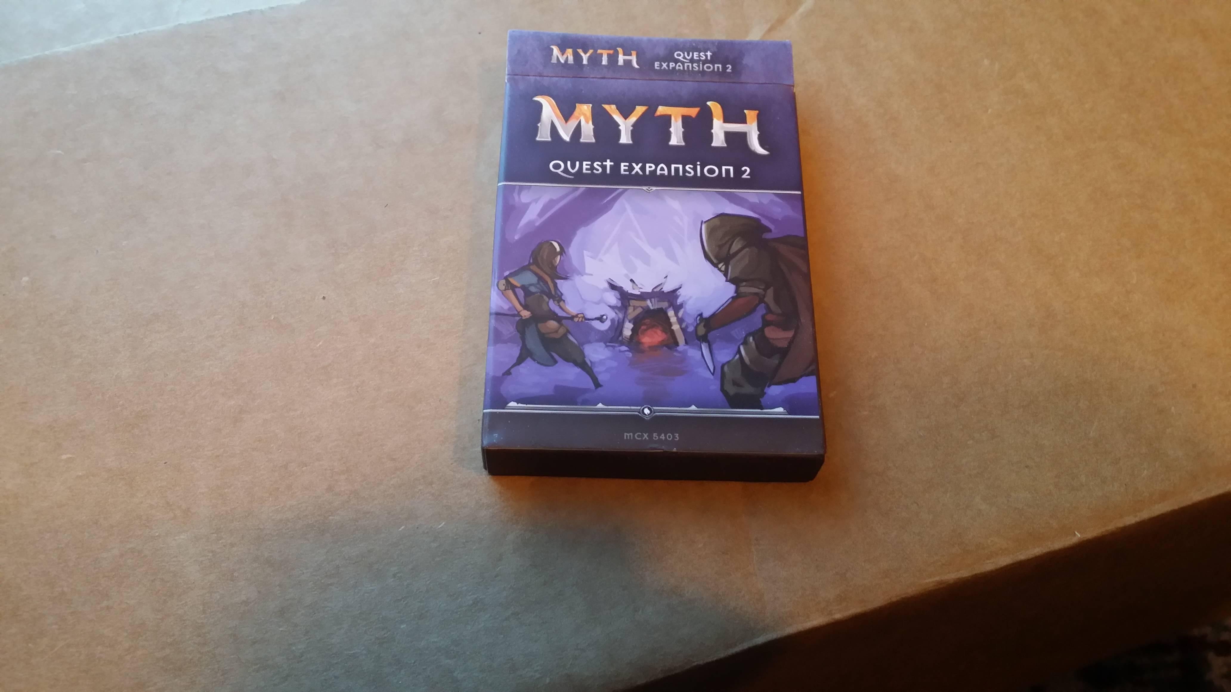 Myth - Quest Expansion 2
