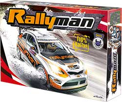 Rallyman nominé par The Dice Tower !
