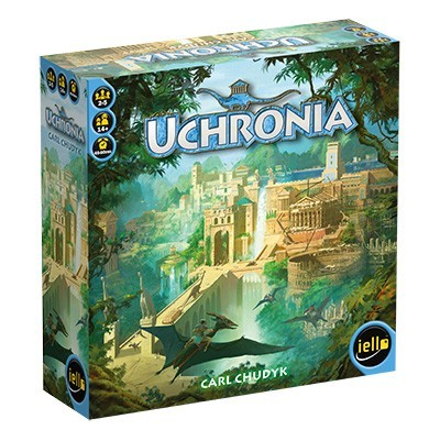 Uchronia est disponible