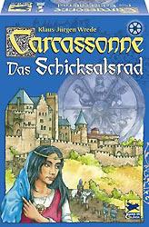 Carcassonne - Das Schicksalsrad