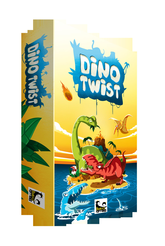 Dino Twist: