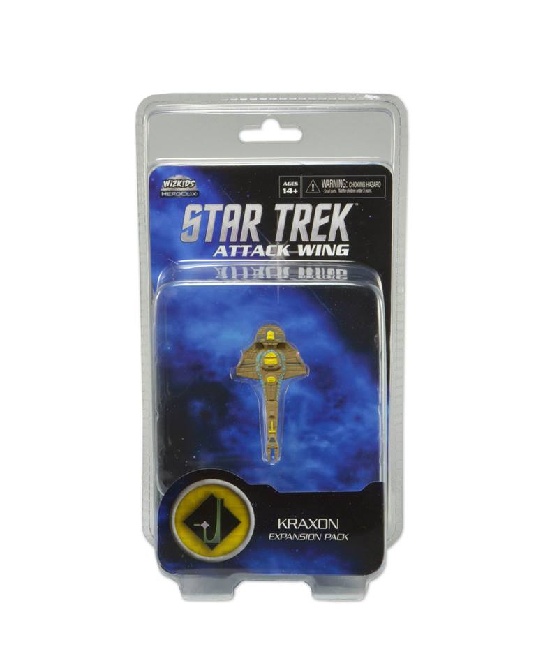 Star Trek : Attack Wing - Vague 0 - Kraxon