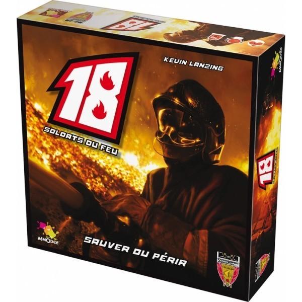 """18 - Soldats du feu """"Où est donc passée la grande échelle ?"""""""