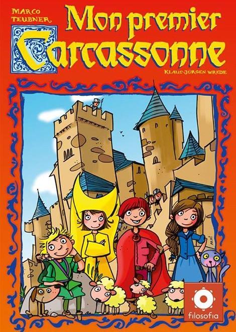 Mon premier Carcassonne, il est de retour