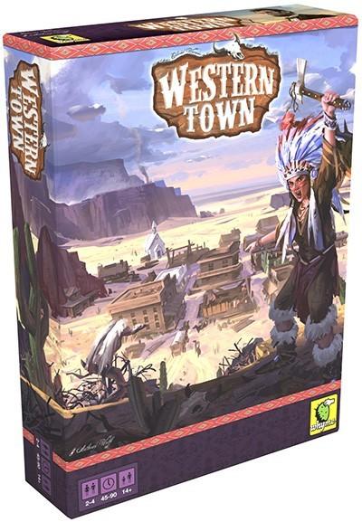 Concours de création de carte pour Western Town et nouvelle carte