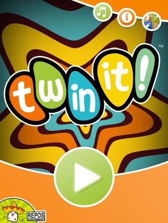 Twin-It sur votre iPad par Repos Prod