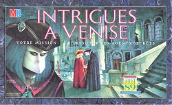 Intrigues à Venise
