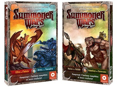 Tournoi Summoner Wars à Cannes